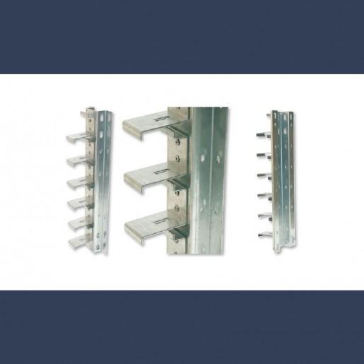 Lames filantes aluminium - détails