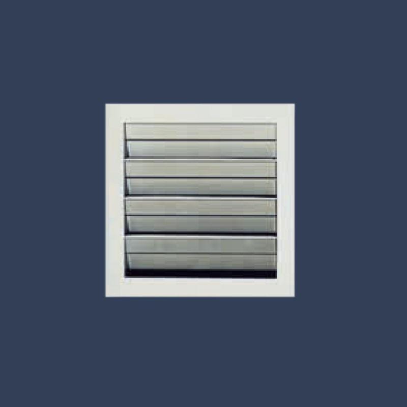aluminium wall mounted vacuum flaps