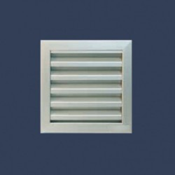 outdoor aluminium diffusion grilles