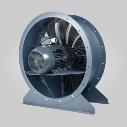 Axial fan Aeib HDO type motor side
