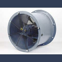 Axial fan Aeib HD1S type  motor side