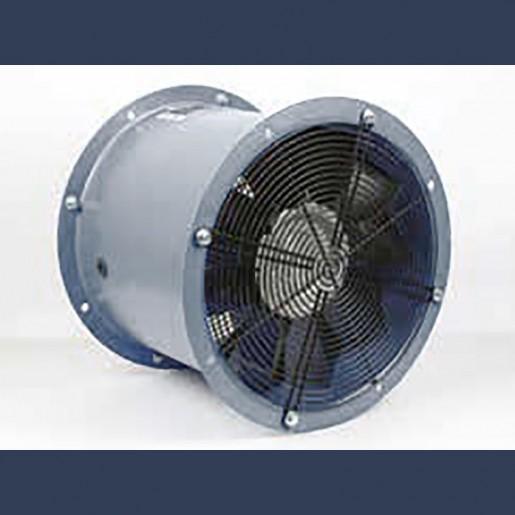 Ventilateur hélicoide haut débit virole longue HD1S