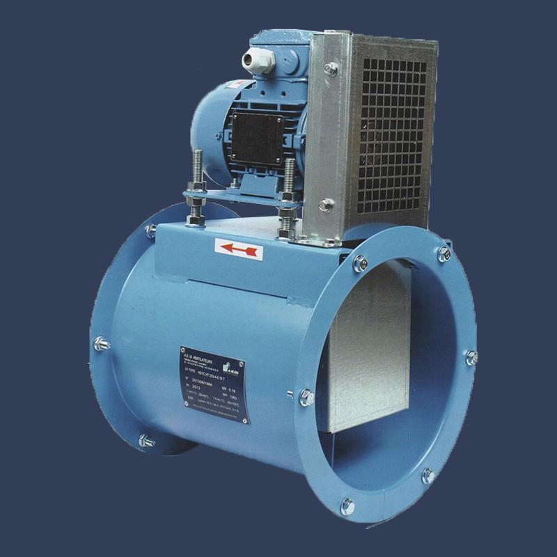 Axial fan Aeib HD1C type