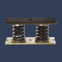 low-frequency-2-springs-support
