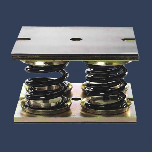 low-frequency-4-springs-support