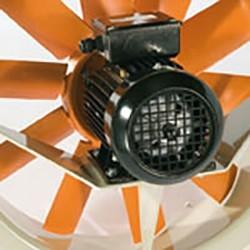 helicoidal fan