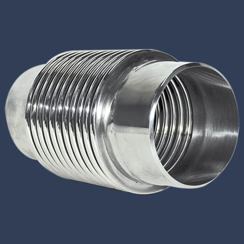 compensateur métallique à souder