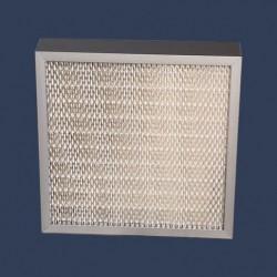 Filtre HEPA cadre aluminium