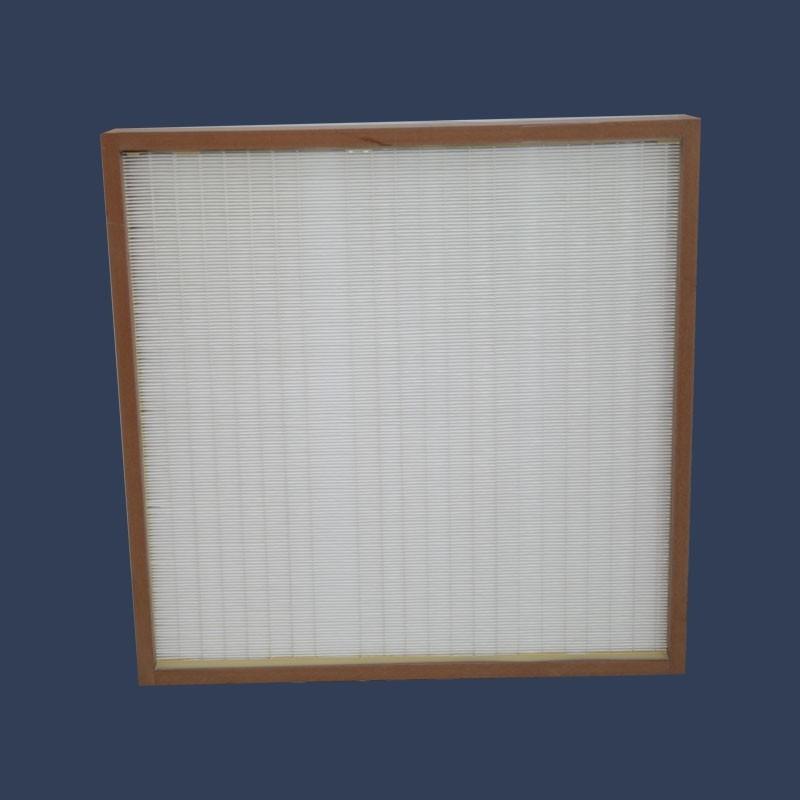HEPA-filter-MDF-frame