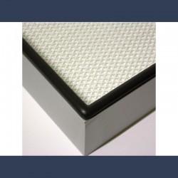 HEPA filter detail