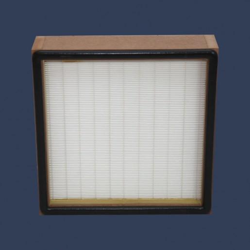 HEPA filter MDF frame seal