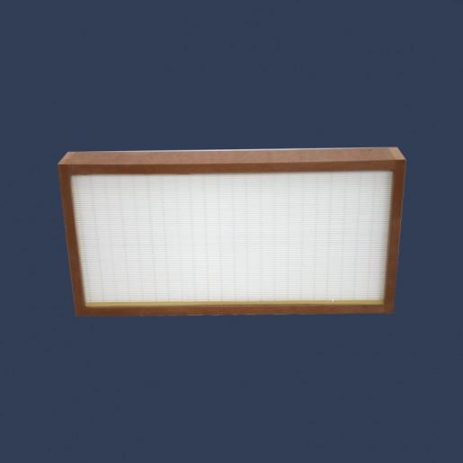 HEPA filter MDF frame rectangular