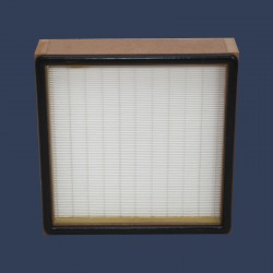 ULPA filter U15 MDF frame seal side