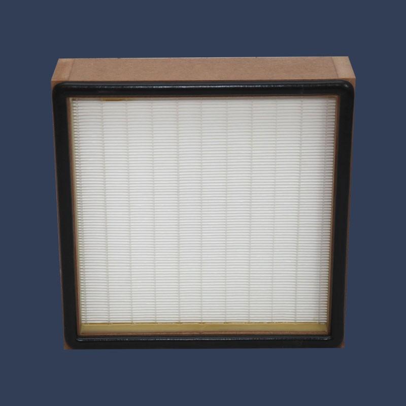 ULPA filter U15 MDF frame seal side