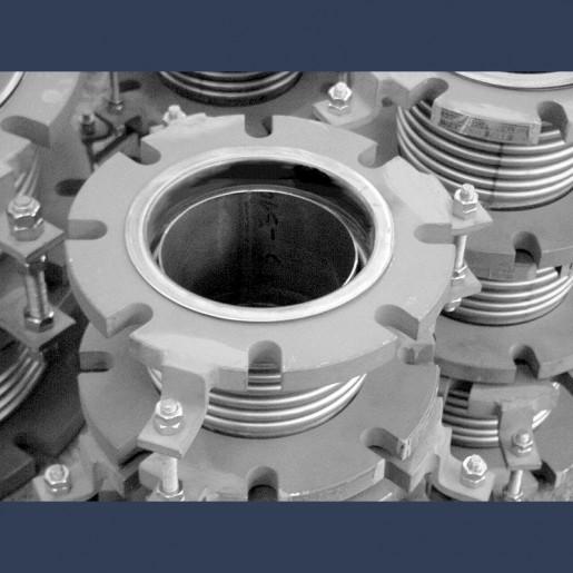Compensateur de dilalation métallique axial - fabrication