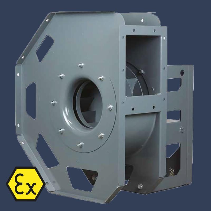 Ventilateur centrifuge PRS ATEX