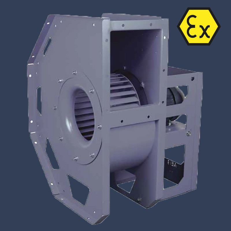Centrifugal fan Aeib PAS type ATEX
