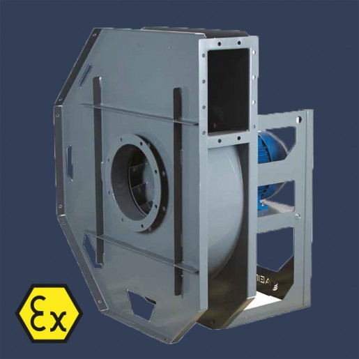 Centrifugal fan Aeib HPB type ATEX