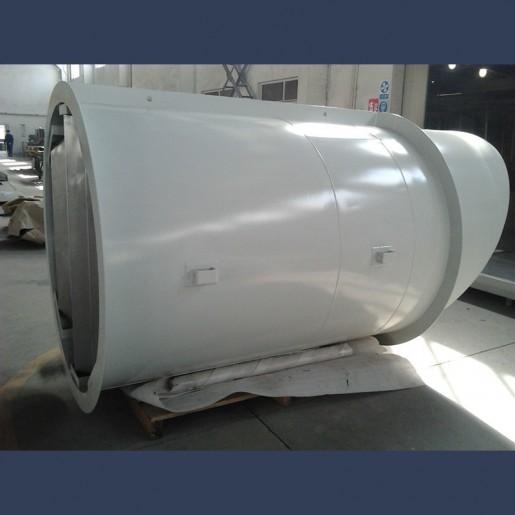 Silencieux d'air primaire pour chaudière industrielle