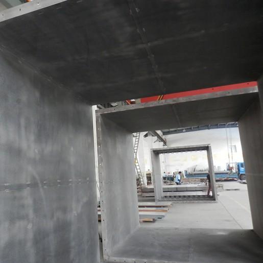 Silencieux de refoulement pour ventilateur industriel haut débit - fabrication
