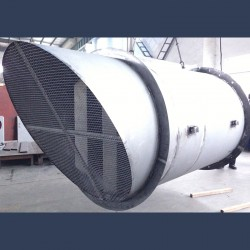 Silencer for primary air for blower