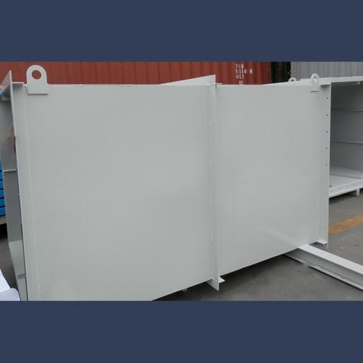 Customized ventilation duct