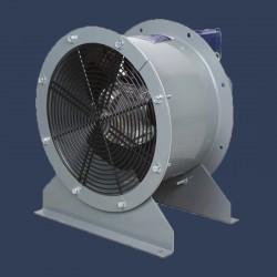 Axial fan Aeib HDO type impeller side