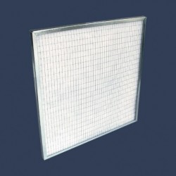 Filtre plat polyester G3