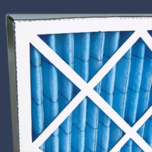 Cellule filtrante polyester cadre cartonné Zoom