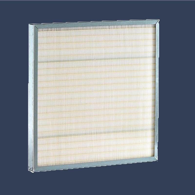 Glass micro fiber cell fine filtration