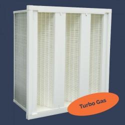 Turbo gas filter