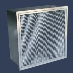 Flanged frame filter E10