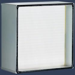 Filtre cadre galvanisé