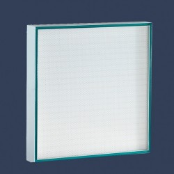 Laminar flow filter