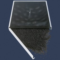 Activated carbon cell