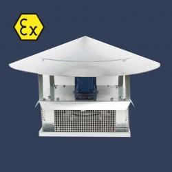 ATEX centrifugal turret