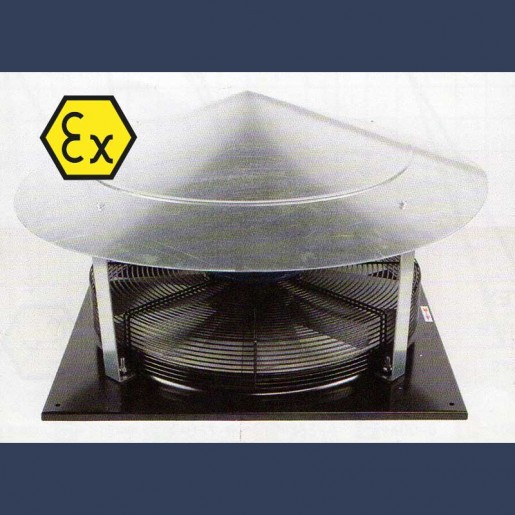 ATEX Axial turret for air extraction