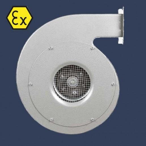 Ventilateur centrifuge bas débit haute pression CAHP ATEX