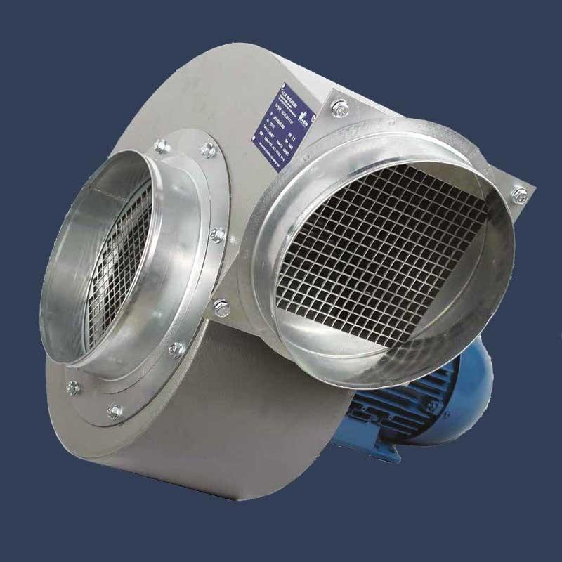Ventilateur centrifuge bas débit basse pression HCAS