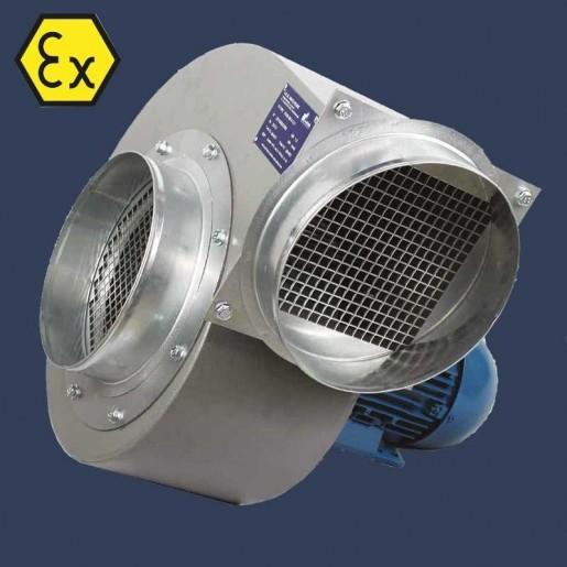 Ventilateur centrifuge bas débit basse pression HCAS ATEX