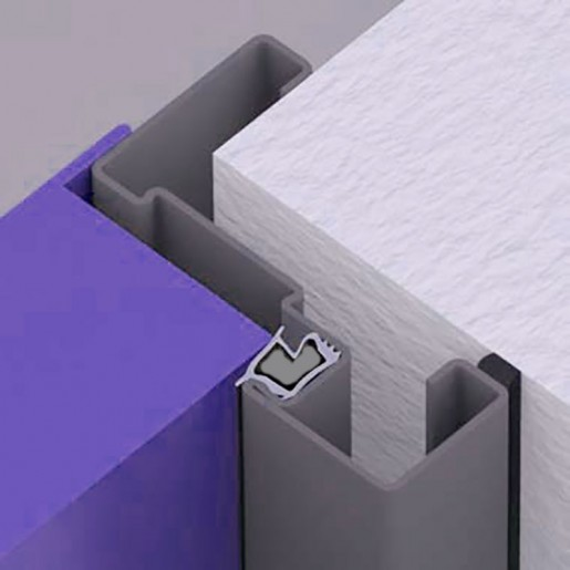 acoustic door frame sealing