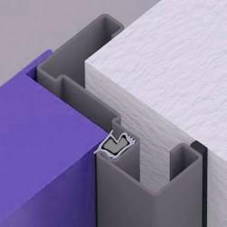 Joint de bâti sur porte acoustique RW 36dB