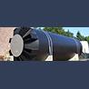 Silencieux d'échappement pour moteurs diesel et moteurs gaz
