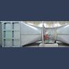 Silencieux de ventilateurs et systèmes de conditionnement d'air