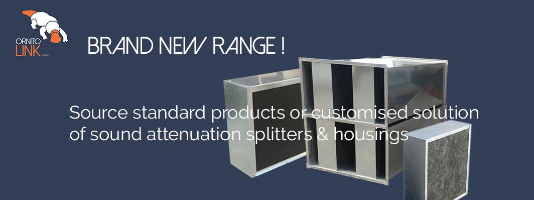 our-range-of-splitters