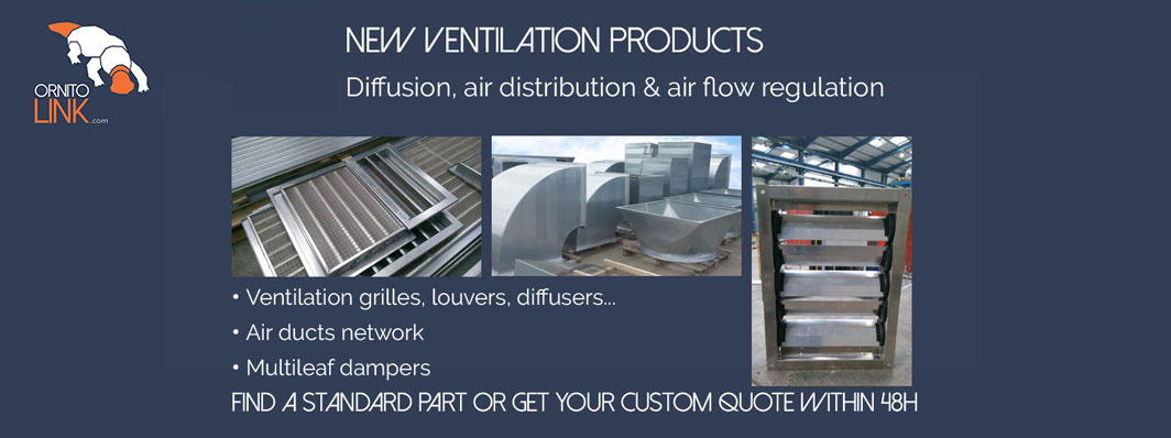 ventilation and air handling systems